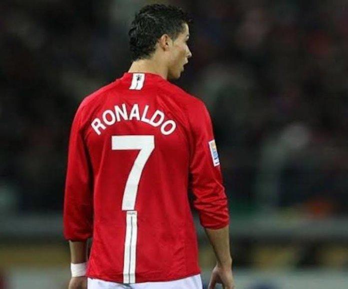CR7 New Man Utd Shirt Smashes Sales Record — THISDAYLIVE