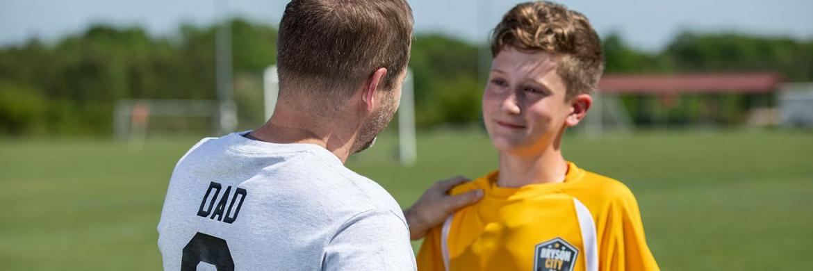 Three Ways Soccer Parents Can Build Grit in Their Kids | SOCCER.COM