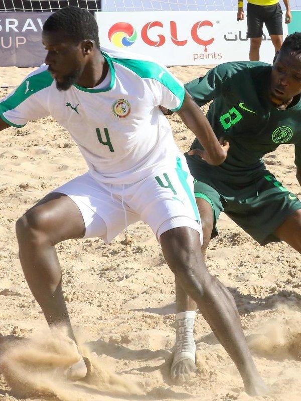 CAN Beach Soccer: le Sénégal propose mai 2021