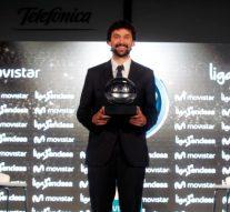 Sergio Llull MVP Movistar de la Liga Endesa 2016-17
