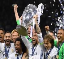 Real Madrid nuevo campeón de Europa