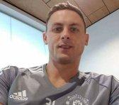 Nemanja Matic pasa el reconocimiento médico con el United