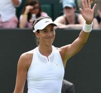 Muguruza vence a Wickmayer y accede a la tercera ronda de Wimbledon