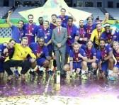 El FC Barcelona Lassa gana el Mundial de clubes de balonmano