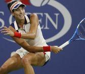 Muguruza pasa a tercera ronda del US Open