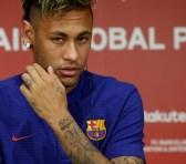 Neymar se despide del Barcelona