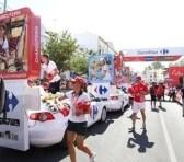 La Vuelta ciclista a España contará con más de 5.000 colaboradores de Carrefour