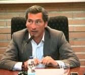 Ángel Rodríguez, jefe de prensa del CSD