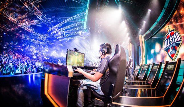 Los eSports conquistan al público español