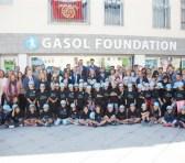 La Gasol Foundation se inaugura en Sant Boi