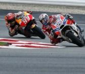 Dovizioso gana en Malasia y deja abiertas sus posibilidades en el mundial de Moto GP
