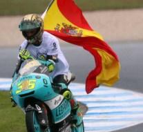 Joan Mir entra en el grupo de los campeones de Moto3