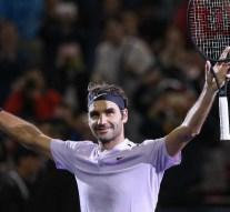 Roger Federer avanza a cuartos de final del torneo de Basilea