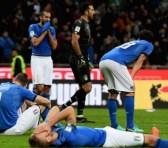 Italia empata en casa contra Suecia y se queda fuera del Mundial de Rusia 2018