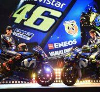 Valentino Rossi y Maverick Viñales seguirán en el Movistar Yamaha MotoGP en la temporada 2018