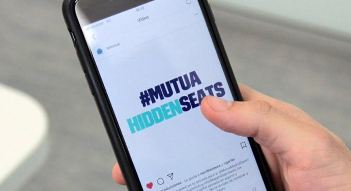 Mutua esconde 200 entradas para el Mutua Madrid Open en el centro de Madrid