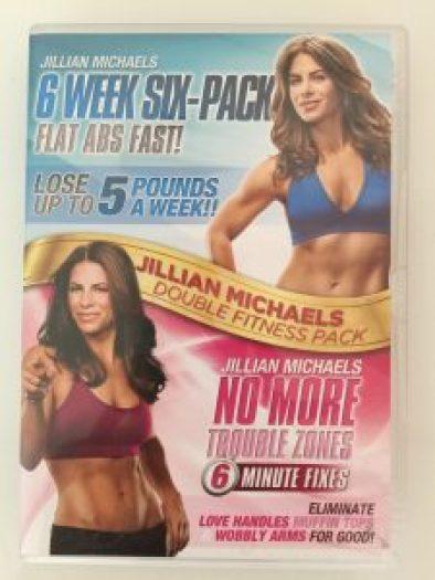 Jillian Michaels: No more troublezones