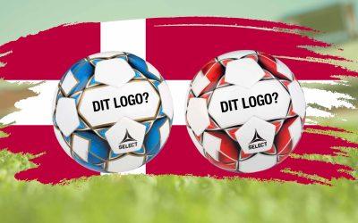 Fodbolde med logo