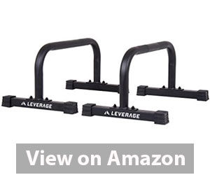 Best Push Up Bars - Leverage Fitness NEW Push up Stand Parallettes Review
