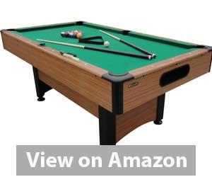 Mizerak Dynasty Space Saver Billiard Table Review