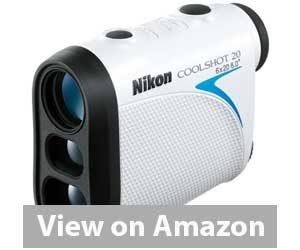 Best Golf Rangefinder - Nikon Coolshot 20 Golf Rangefinder Review