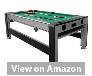 TriumphSwivel Multigame Table Review