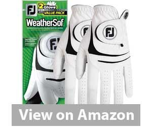 Best Golf Glove - FootJoy WeatherSof Mens Golf Gloves Review