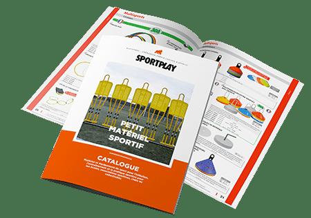 Catalogue Petit matériel sportif par Sportplay - Playgones