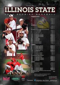 Illinois State Baseball
