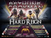 BCU Football Poster