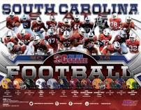 South Carolina State Football Poster