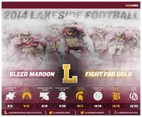 Lakeside Football