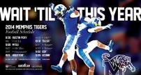 Memphis Football Poster