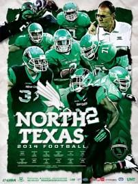 North Texas Football