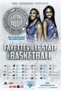Fayetteville State WBB