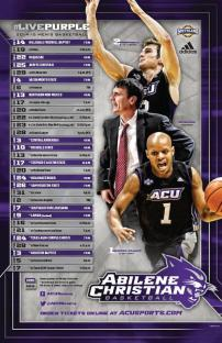 ACU MBB Basketball