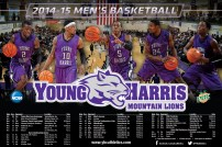 Young Harris MBB