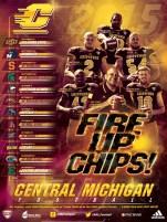 Central Michigan Football