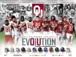 Oklahoma Football - Front