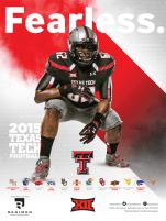 Texas Tech Football 1