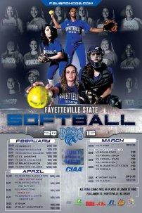 Fayetteville State Softball
