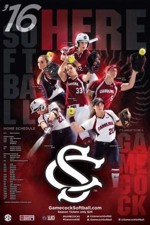 South Carolina Softball