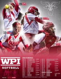WPI Softball