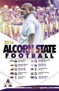 Alcorn State Football