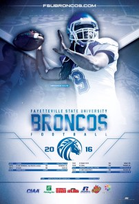 Fayetteville State Football Spring 2