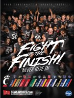 Cincinatti Football