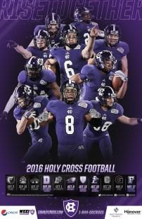 Holy Cross Football