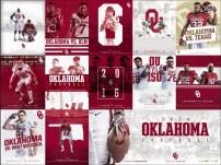 Oklahoma Poster Back