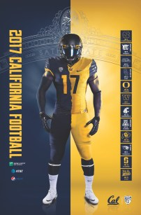 Cal Spring Poster