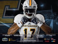 UT Chatt Football Poster